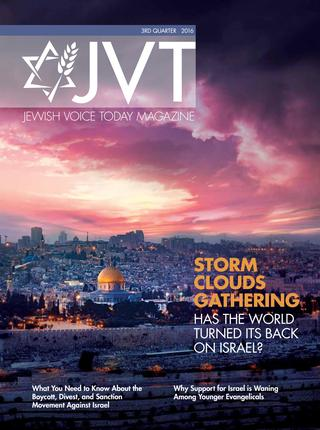 Jewish Voice Today | Q3 2016