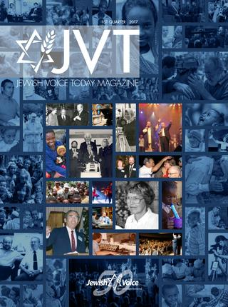 Jewish Voice Today | Q1 2017