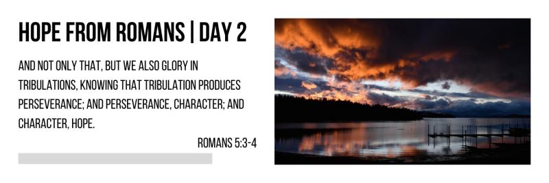 Hope From Romans | Day #2