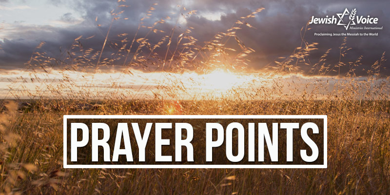 Prayer Points