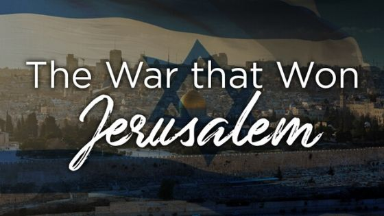 The War that Won Jerusalem