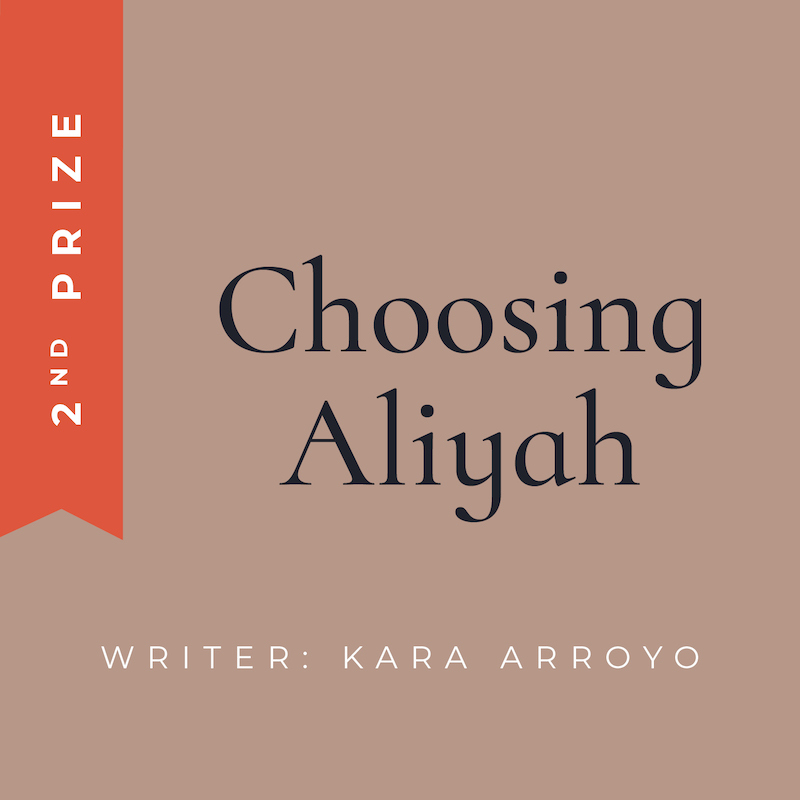 choosing aliyah
