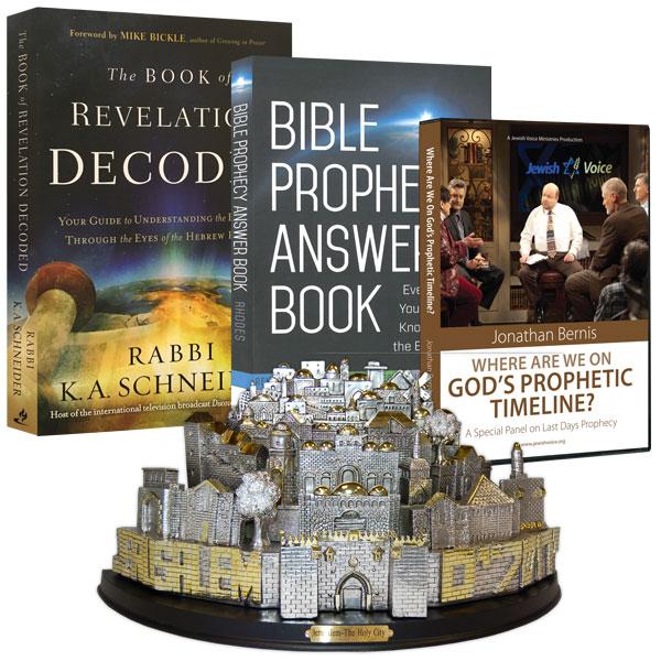 Revelation Decoded | Jewish Voice Ministries International