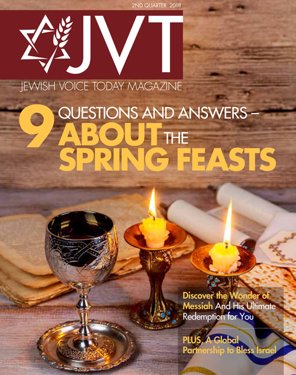 Jewish Voice Today | Q2 2018
