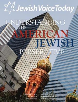 Jewish Voice Today - March/April 2012