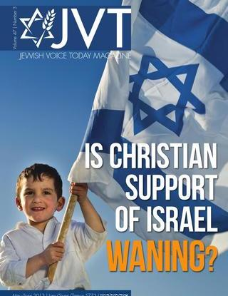 Jewish Voice Today, May/June 2013