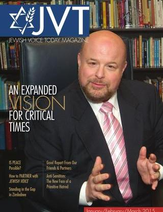 Jewish Voice Today - Jan/Feb/Mar 2015