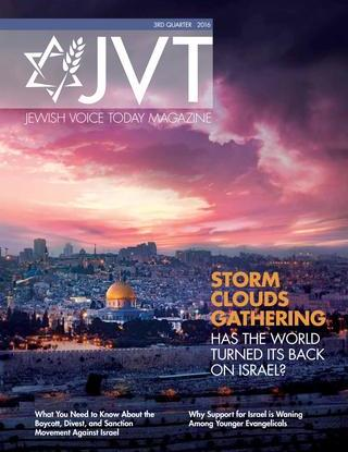 Q3 Magazine 2016 Jewish Voice Today