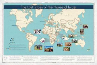 """Who are the """"Lost Tribes of Israel""""? 