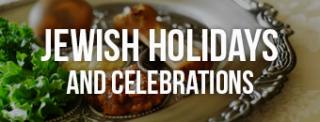 Messianic Jewish Holidays and Celebrations