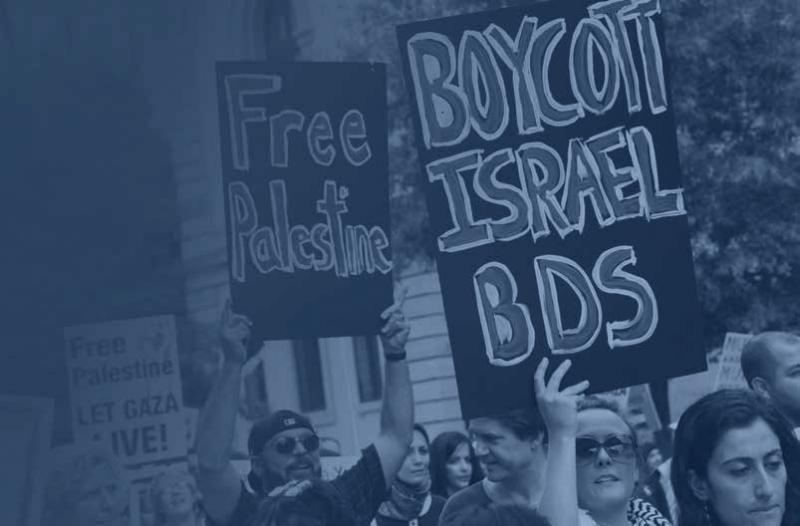 The Lie of the BDS Movement