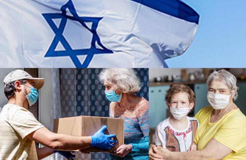 Meeting Urgent Needs in Israel Amidst a Global Pandemic