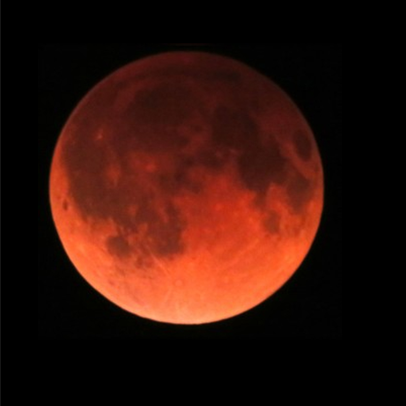 Third Blood Moon of Tetrad Occurring This Passover ...