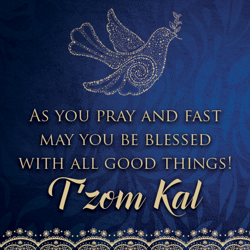Tzom kal have an easy fast jewish voice ministries international m4hsunfo