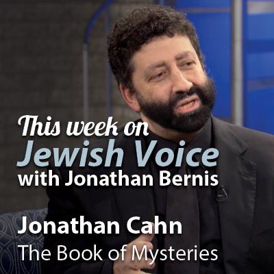Today on Jewish Voice: Jonathan Cahn! | Jewish Voice ...